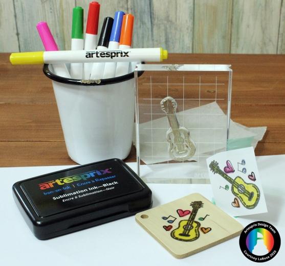 Artesprix™ Keychain Project
